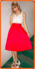 紗蘭 モデル