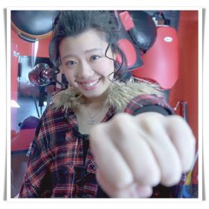 亀田姫月 ボクシング